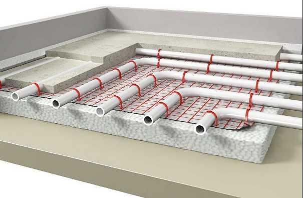Термическое расширение бетона объем бетона пп10