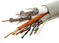 совместная прокладка проводов и кабелей сети проводного