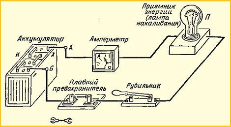 Постоянный и переменный ток для чайников