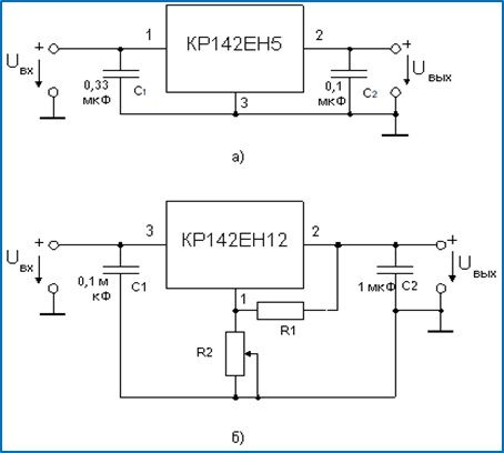 Микросхема крен в стабилизаторе напряжений перегорел стабилизатор напряжения