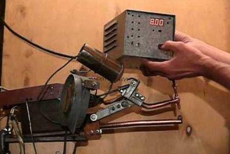 Трансформатор для контактного зварювання своїми руками