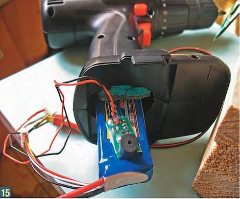 Зарядка для аккумуляторов шуруповёрта своими руками