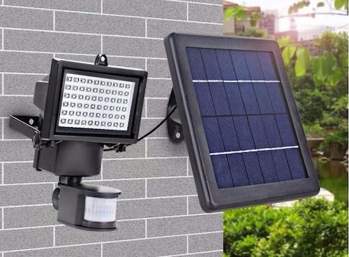 Зарядное устройство на солнечных батареях