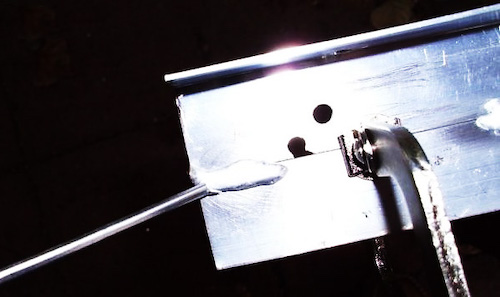 Чем паять алюминиевые провода