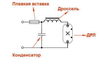 Схема подключения лампочек последовательно фото 309