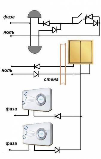 Как подключить дверной звонок