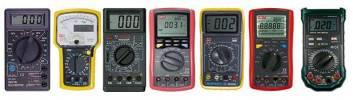 Как пользоваться мультиметром DT830B