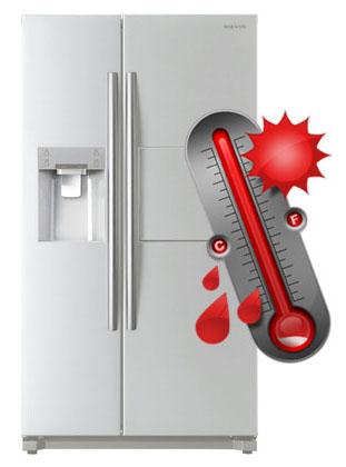 Температура работы холодильника