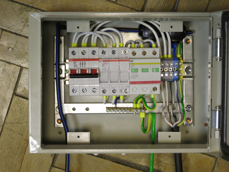 Электропроводка в хрущевке: схема и этапы замены на новую