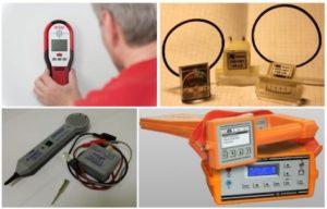 Индикатор скрытой проводки - какой лучше, индикатор электропроводки в виде отвертки