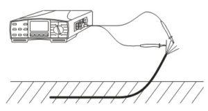 Измерение сопротивления петли фаза-ноль