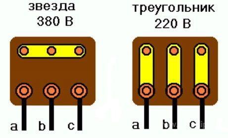 Как из 220 сделать 380 вольт
