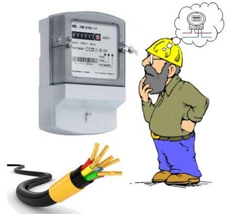 Как самостоятельно проверить электросчетчик