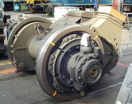 Тяговый электродвигатель: назначение и применение
