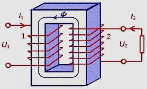Понижающий трансформатор в электротехнике