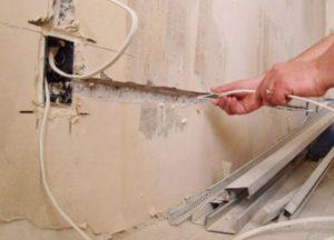 Схема электропроводки в квартире - типовая схема подключения и распределения электропроводки в панельной квартире (одно, двух или трехкомнатной)