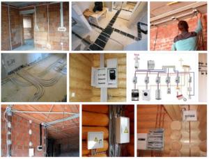Электропроводка в частном доме своими руками пошаговое описание
