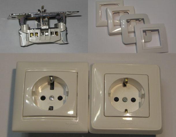 Какие розетки лучше ставить в квартире: самые популярные электрические приборы с защитой от детей и без нее, какие лучше брать и чем они отличаются